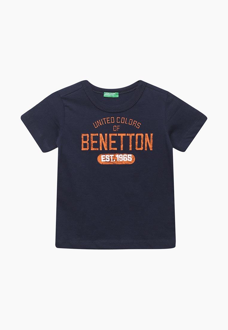 Футболка с коротким рукавом United Colors of Benetton (Юнайтед Колорс оф Бенеттон) 3I1XC13NW