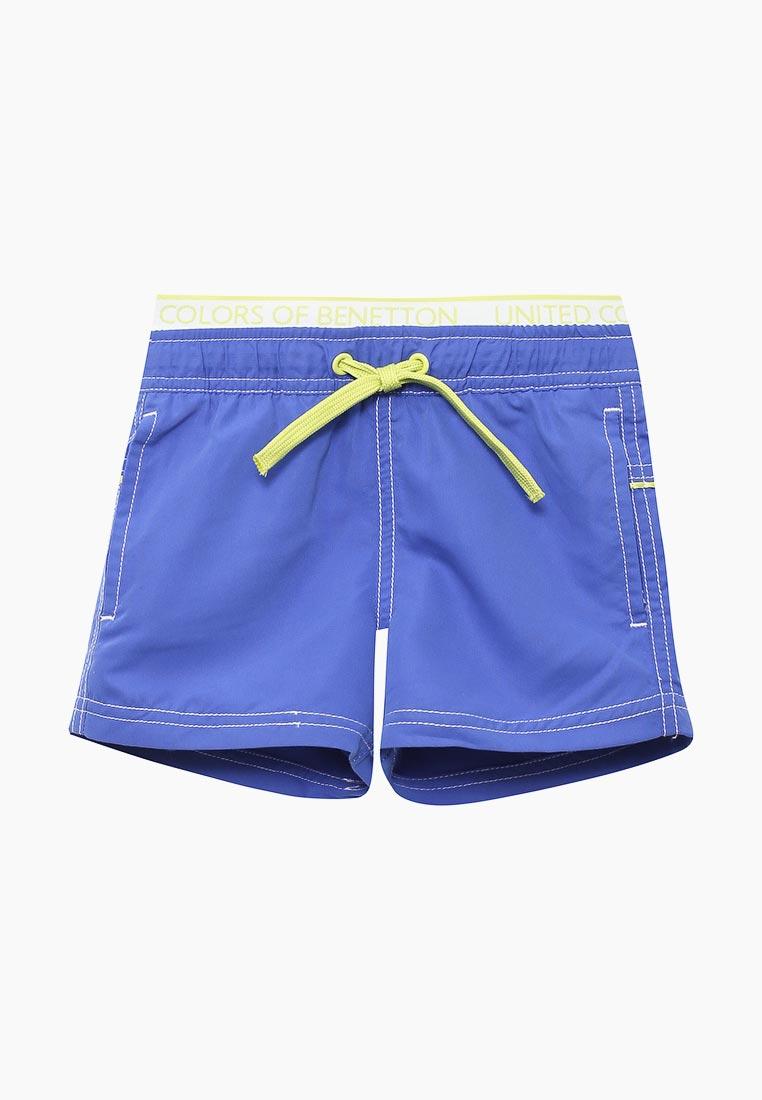 Плавки для мальчиков United Colors of Benetton (Юнайтед Колорс оф Бенеттон) 5MQ90X083