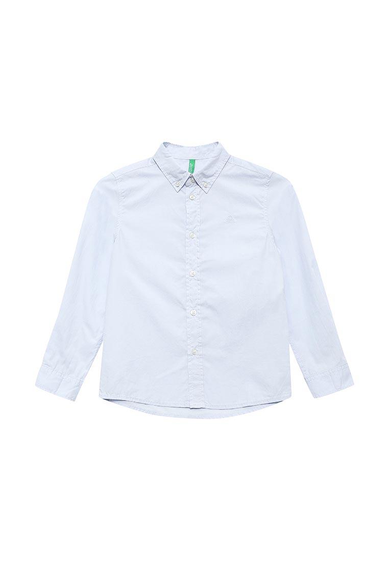 Рубашка United Colors of Benetton (Юнайтед Колорс оф Бенеттон) 5EW75Q600