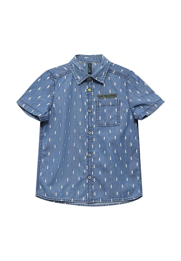 Рубашка United Colors of Benetton (Юнайтед Колорс оф Бенеттон) 5PC15Q960