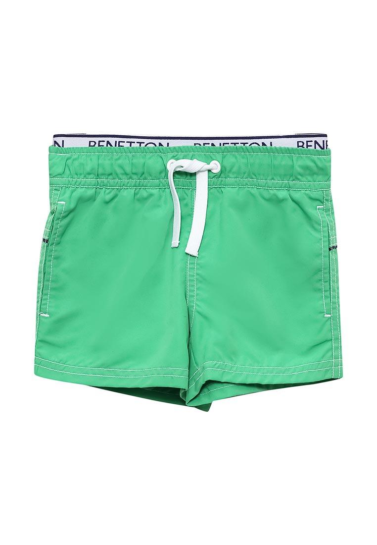 Шорты для плавания United Colors of Benetton (Юнайтед Колорс оф Бенеттон) 5MQ90X083
