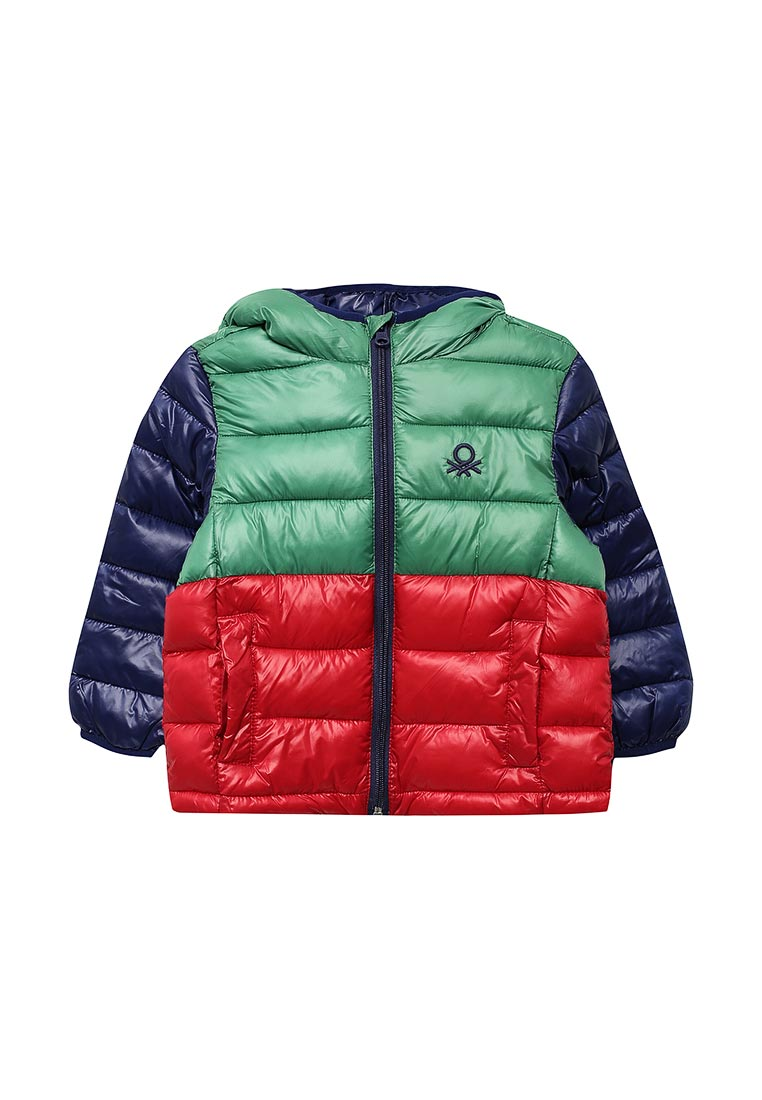 Пуховик United Colors of Benetton (Юнайтед Колорс оф Бенеттон) 2GK4539T0