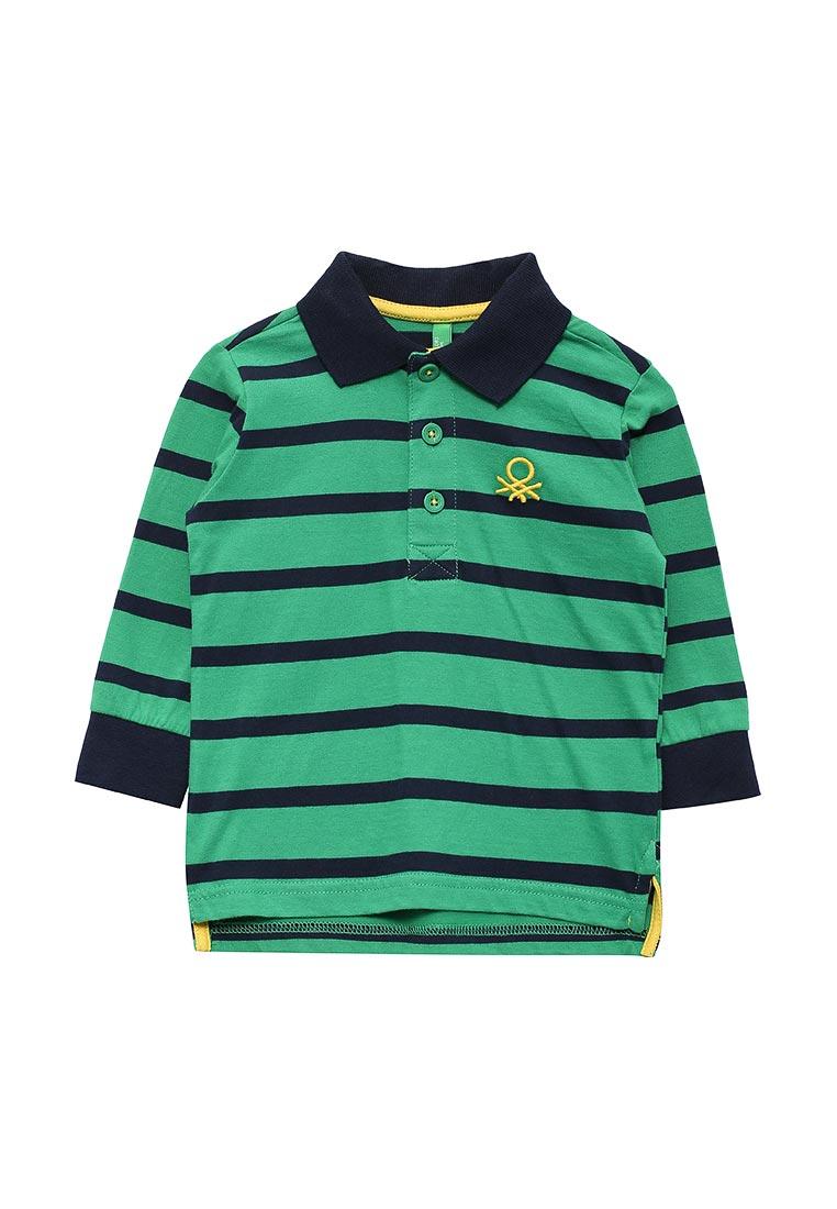 Поло United Colors of Benetton (Юнайтед Колорс оф Бенеттон) 3DY8C3064