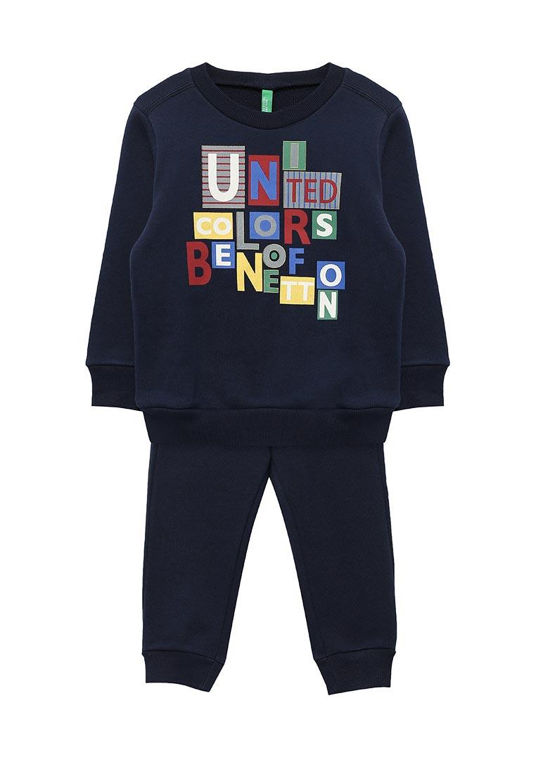 Спортивный костюм United Colors of Benetton (Юнайтед Колорс оф Бенеттон) 3J67Z11KX