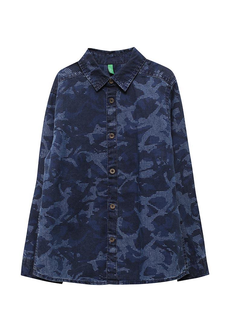 Рубашка United Colors of Benetton (Юнайтед Колорс оф Бенеттон) 5PC15QAB0: изображение 1