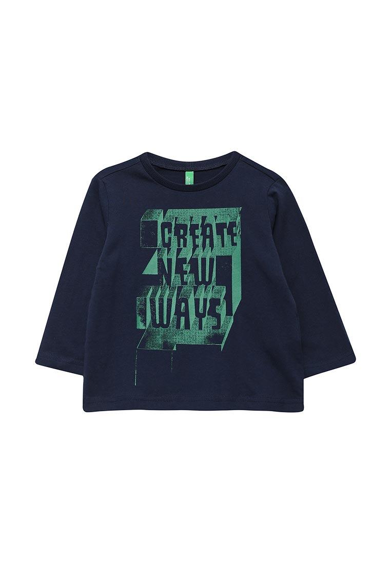 Футболка с длинным рукавом United Colors of Benetton (Юнайтед Колорс оф Бенеттон) 3YR3C13EN