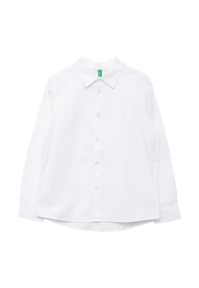 Рубашка United Colors of Benetton (Юнайтед Колорс оф Бенеттон) 5EW75QAJ0