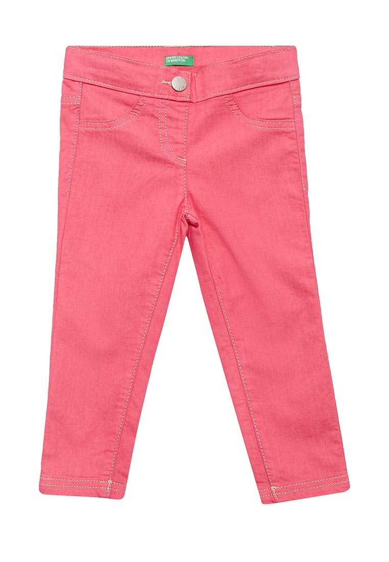 Брюки для девочек United Colors of Benetton (Юнайтед Колорс оф Бенеттон) 4U4057810