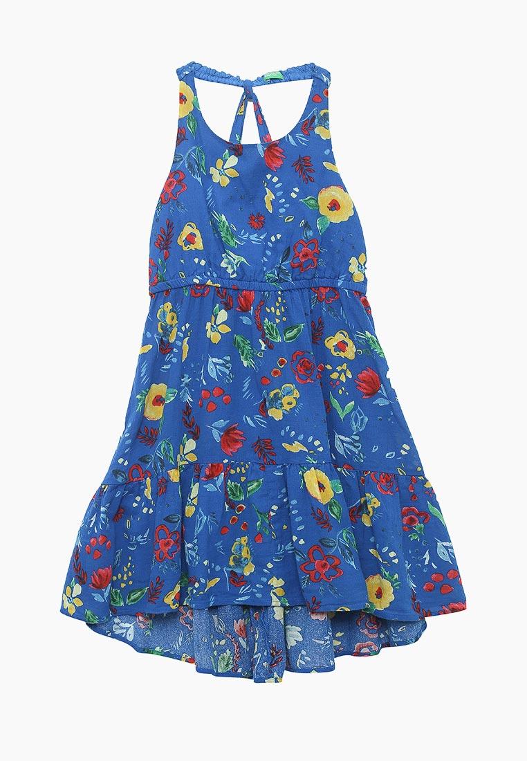 Повседневное платье United Colors of Benetton (Юнайтед Колорс оф Бенеттон) 4CT25VA00