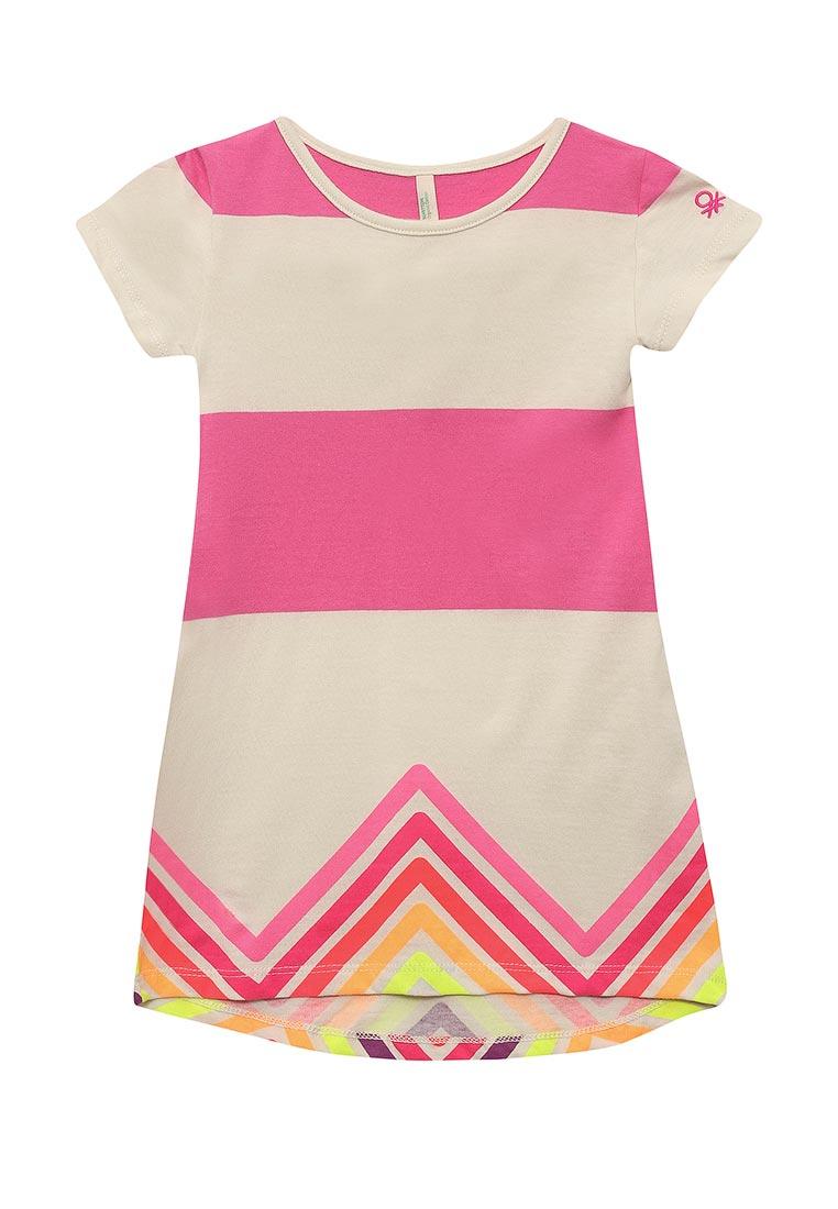 Повседневное платье United Colors of Benetton (Юнайтед Колорс оф Бенеттон) 3CVZF11KT