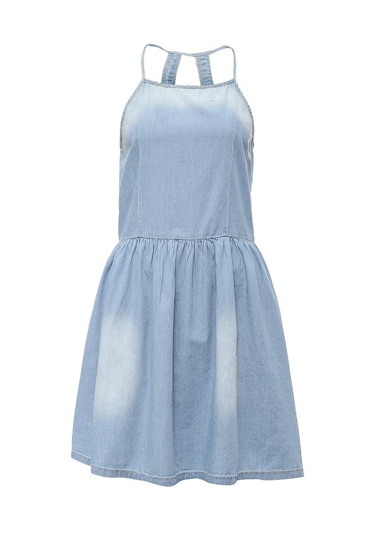 Повседневное платье United Colors of Benetton (Юнайтед Колорс оф Бенеттон) 4LF55V7R0