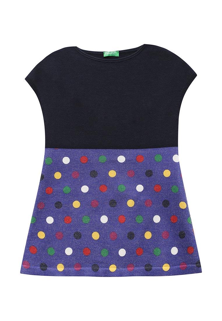Повседневное платье United Colors of Benetton (Юнайтед Колорс оф Бенеттон) 1194F1523