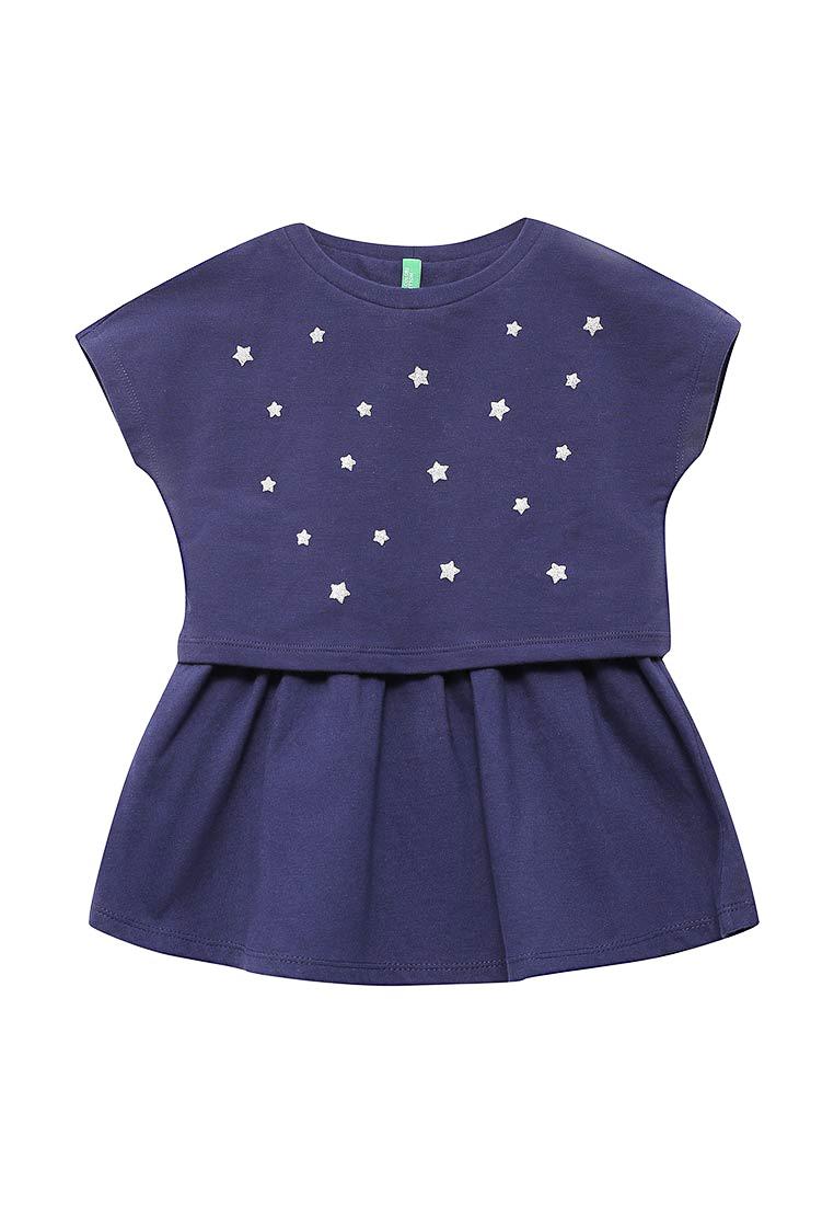 Повседневное платье United Colors of Benetton (Юнайтед Колорс оф Бенеттон) 3CY4F11KZ
