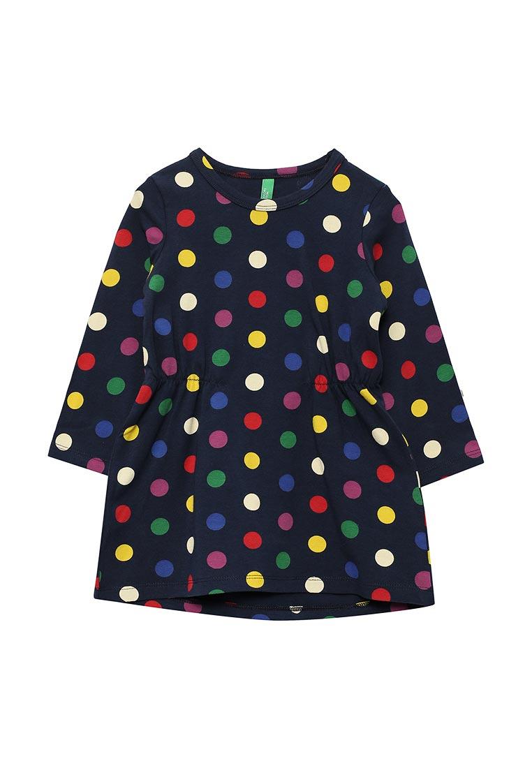 Повседневное платье United Colors of Benetton (Юнайтед Колорс оф Бенеттон) 3DY2F12N6