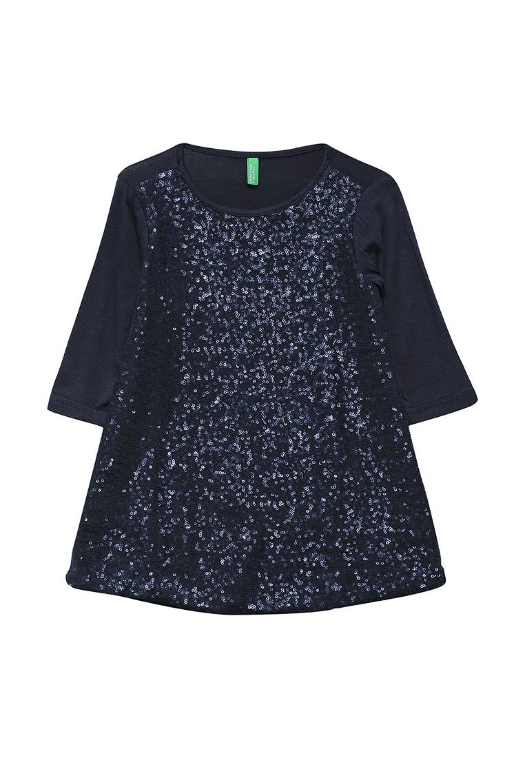 Повседневное платье United Colors of Benetton (Юнайтед Колорс оф Бенеттон) 4NA75V830