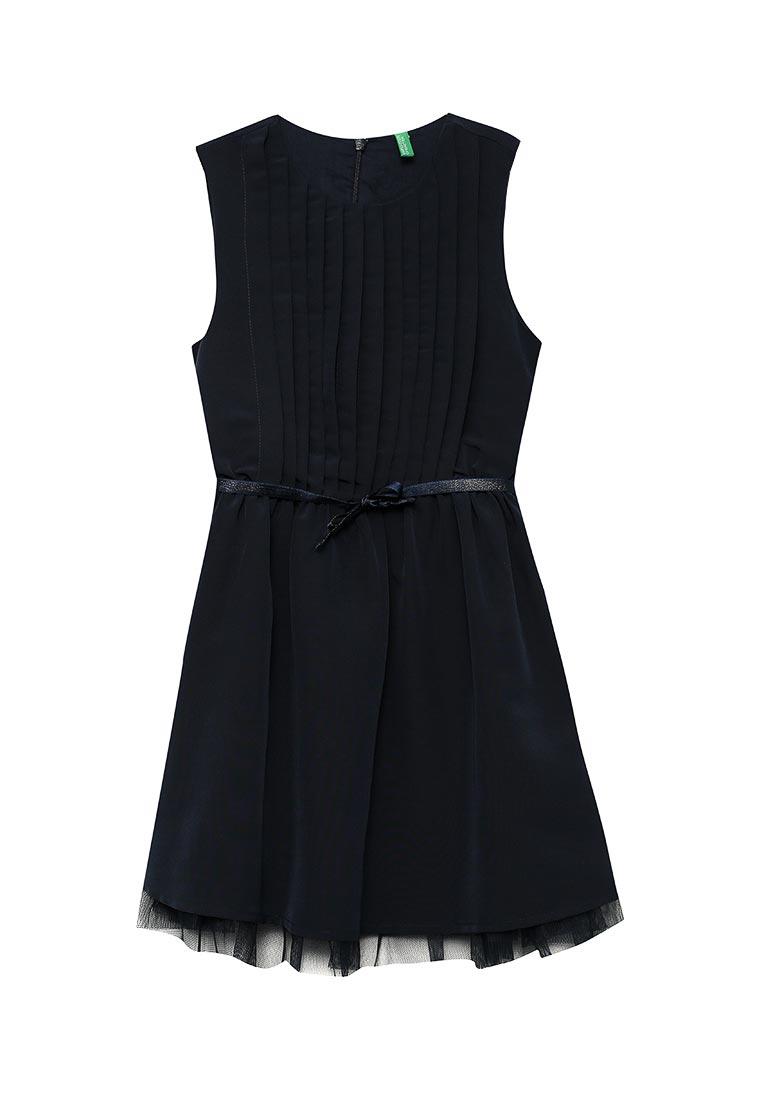 Нарядное платье United Colors of Benetton (Юнайтед Колорс оф Бенеттон) 4QD35V7X0