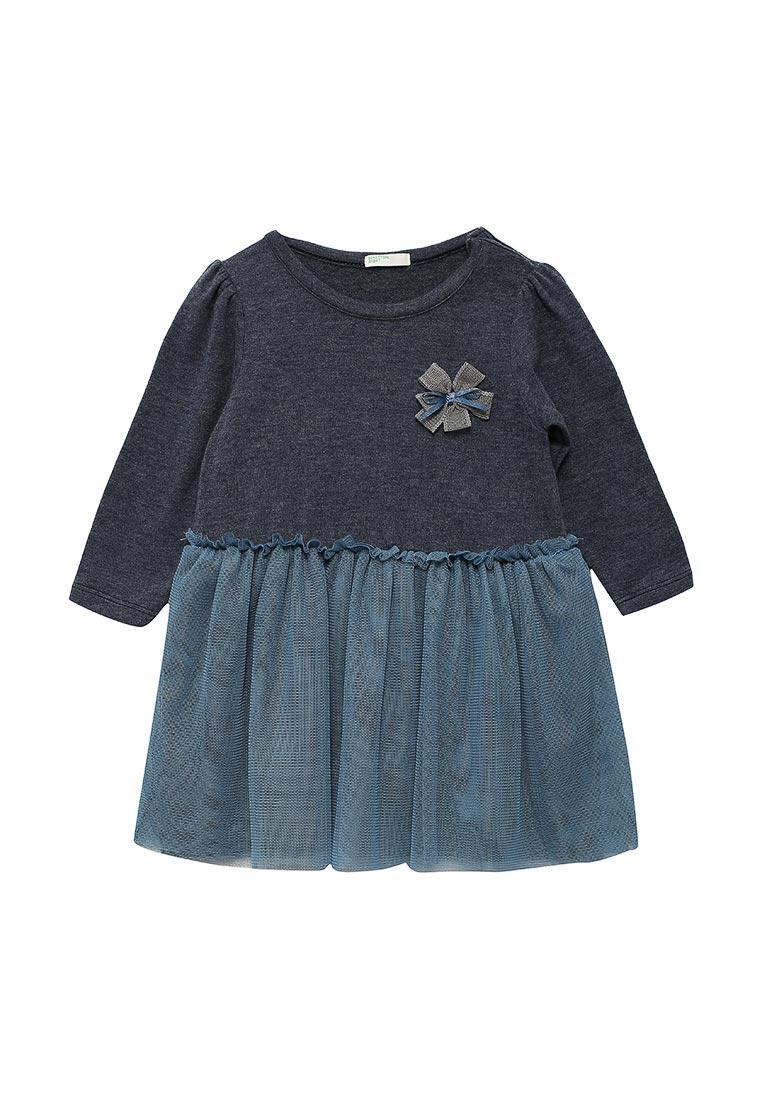 Повседневное платье United Colors of Benetton (Юнайтед Колорс оф Бенеттон) 3L33MV025