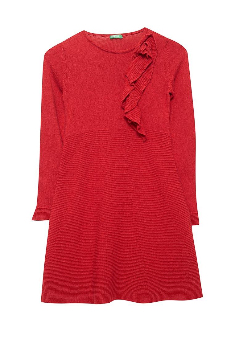 Повседневное платье United Colors of Benetton (Юнайтед Колорс оф Бенеттон) 105EF1616