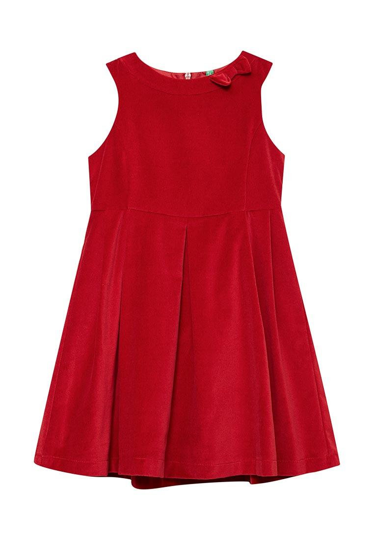 Повседневное платье United Colors of Benetton (Юнайтед Колорс оф Бенеттон) 4WJ95V8D0