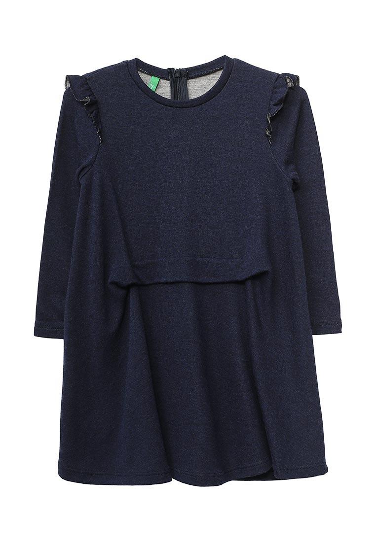Повседневное платье United Colors of Benetton (Юнайтед Колорс оф Бенеттон) 3ZH7F11MR