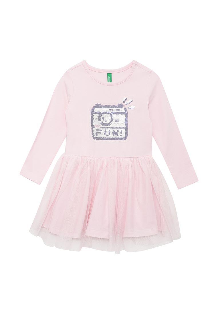Повседневное платье United Colors of Benetton (Юнайтед Колорс оф Бенеттон) 4DR65V930
