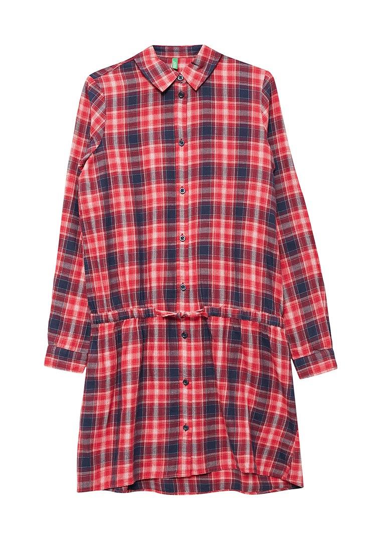 Повседневное платье United Colors of Benetton (Юнайтед Колорс оф Бенеттон) 4YZ55V970
