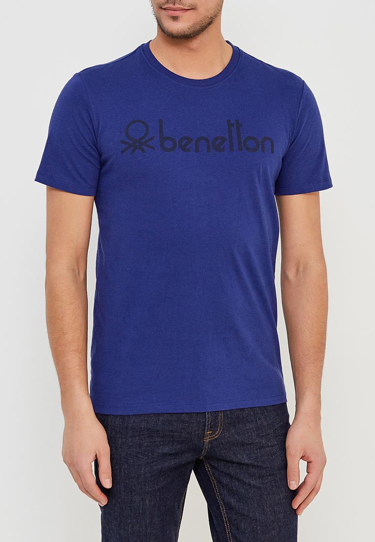 Футболка с коротким рукавом United Colors of Benetton (Юнайтед Колорс оф Бенеттон) 3I1XJ1F08