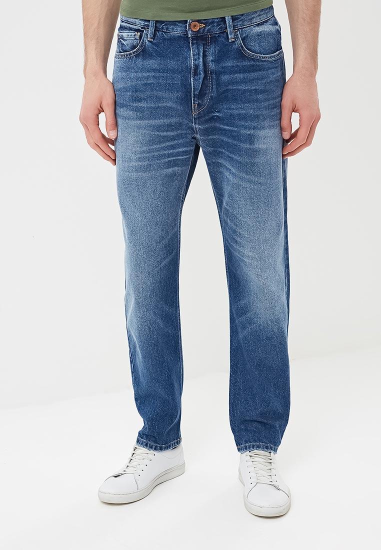 Зауженные джинсы United Colors of Benetton (Юнайтед Колорс оф Бенеттон) 4WK455CT8