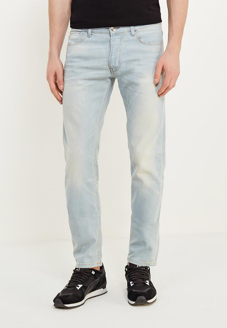 Зауженные джинсы United Colors of Benetton (Юнайтед Колорс оф Бенеттон) 4D4FT77T8