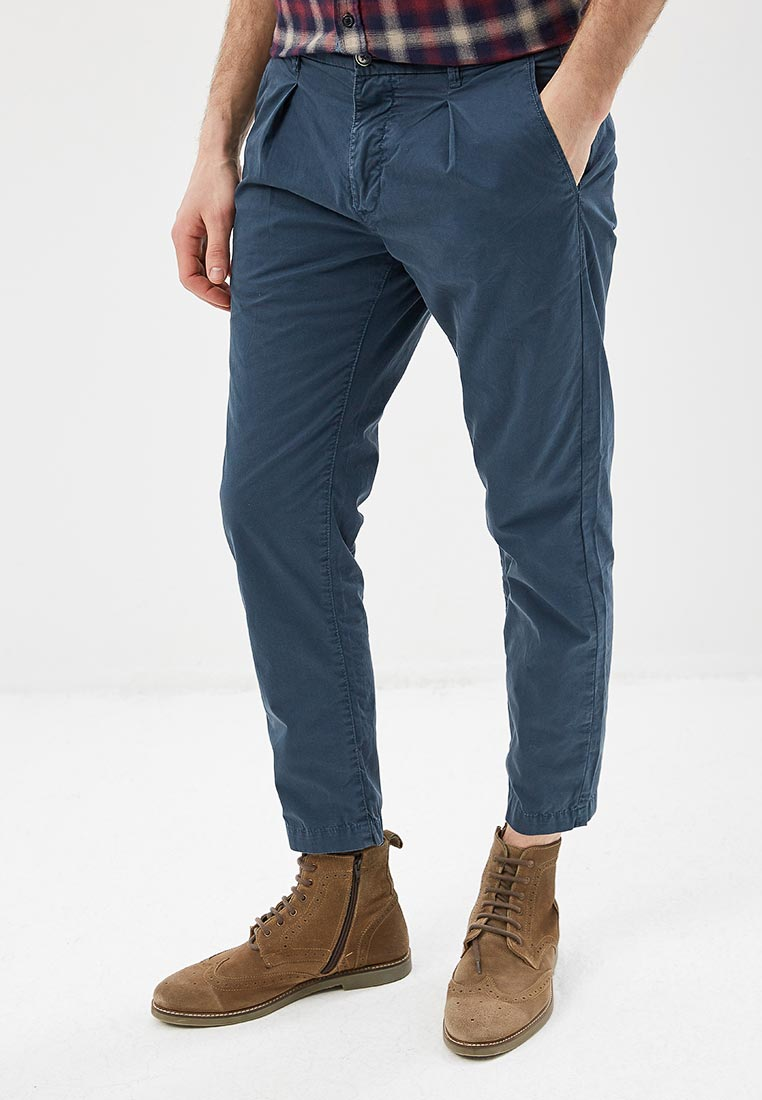 Мужские повседневные брюки United Colors of Benetton (Юнайтед Колорс оф Бенеттон) 4LT355D28