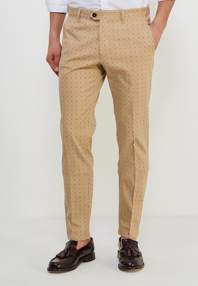 Мужские повседневные брюки United Colors of Benetton (Юнайтед Колорс оф Бенеттон) 4YB555D38