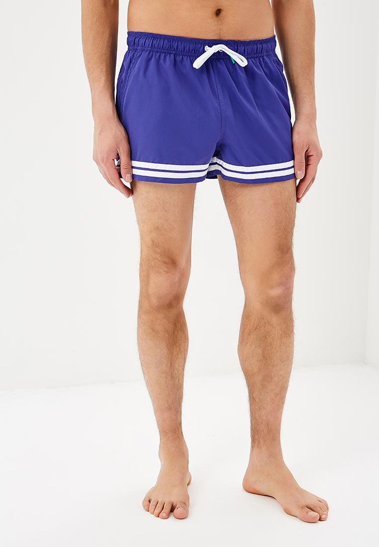 Мужские шорты для плавания United Colors of Benetton (Юнайтед Колорс оф Бенеттон) 5CTG6X109