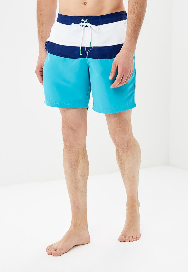 Мужские шорты для плавания United Colors of Benetton (Юнайтед Колорс оф Бенеттон) 5JD06X110