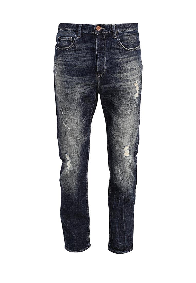 Зауженные джинсы United Colors of Benetton (Юнайтед Колорс оф Бенеттон) 4P6GT5A18
