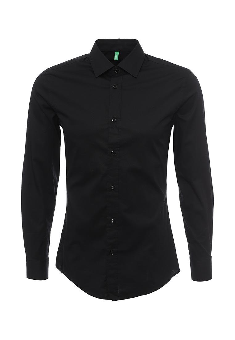 Рубашка с длинным рукавом United Colors of Benetton (Юнайтед Колорс оф Бенеттон) 5BH85PQ0E