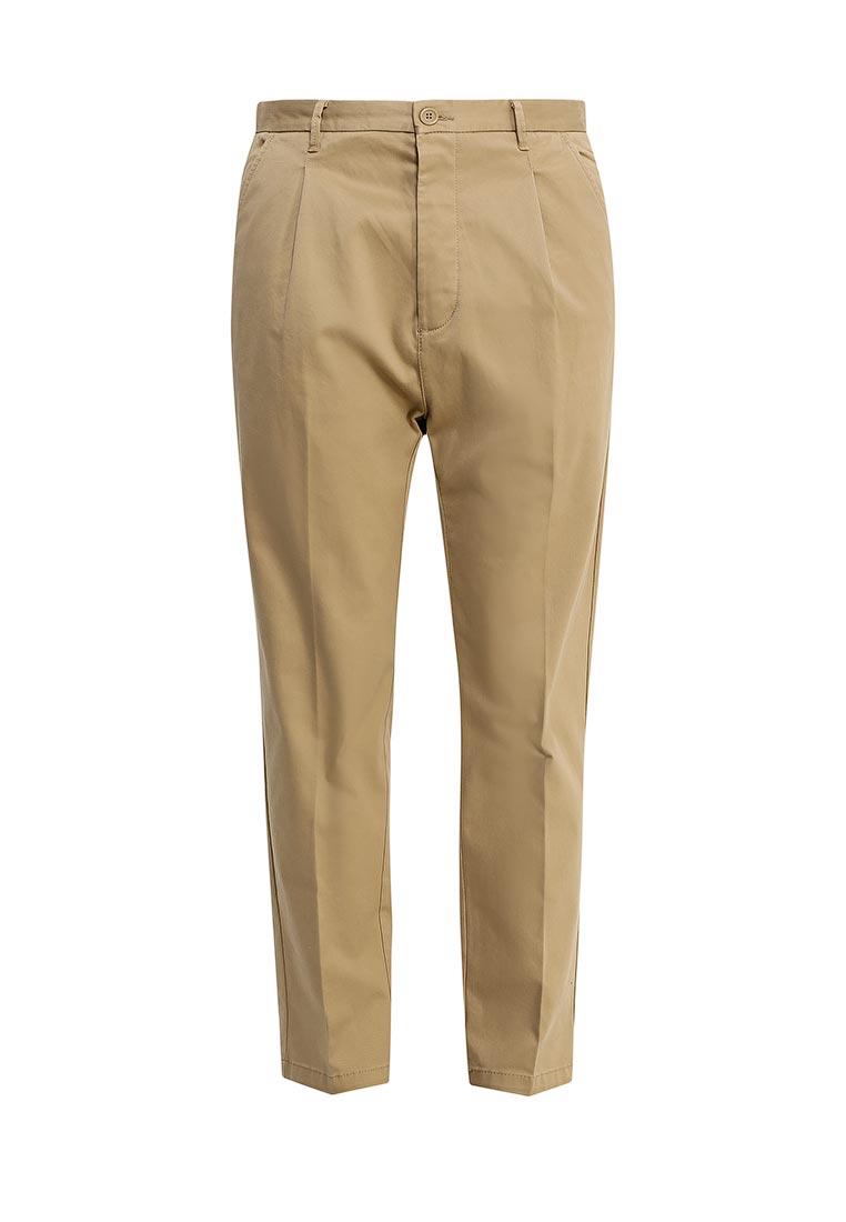 Мужские повседневные брюки United Colors of Benetton (Юнайтед Колорс оф Бенеттон) 4AWL55AQ8
