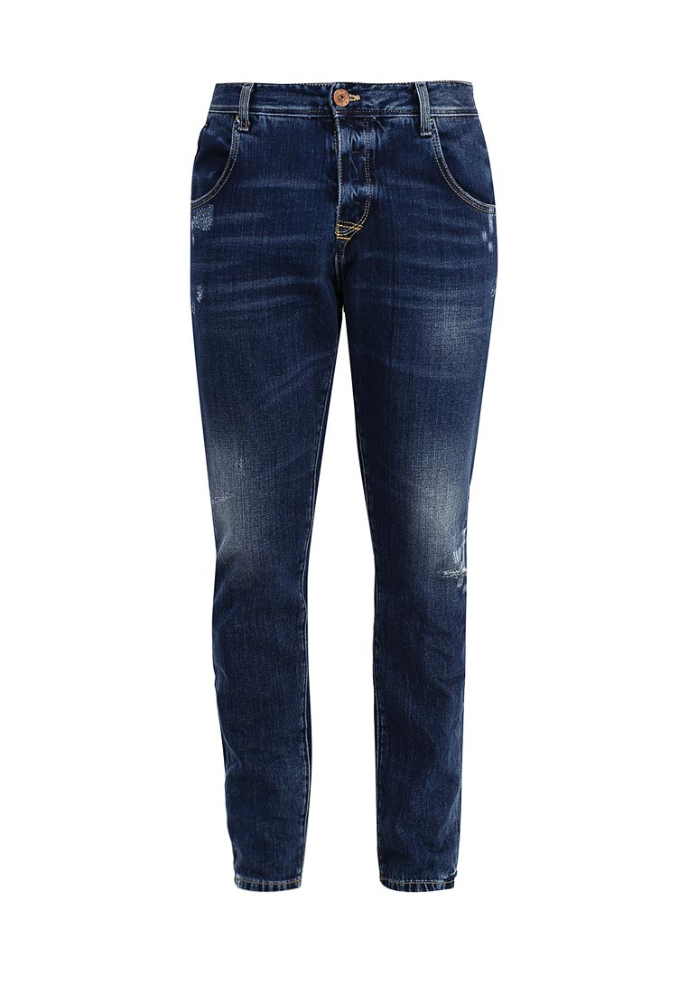 Зауженные джинсы United Colors of Benetton (Юнайтед Колорс оф Бенеттон) 4BOF55AK8