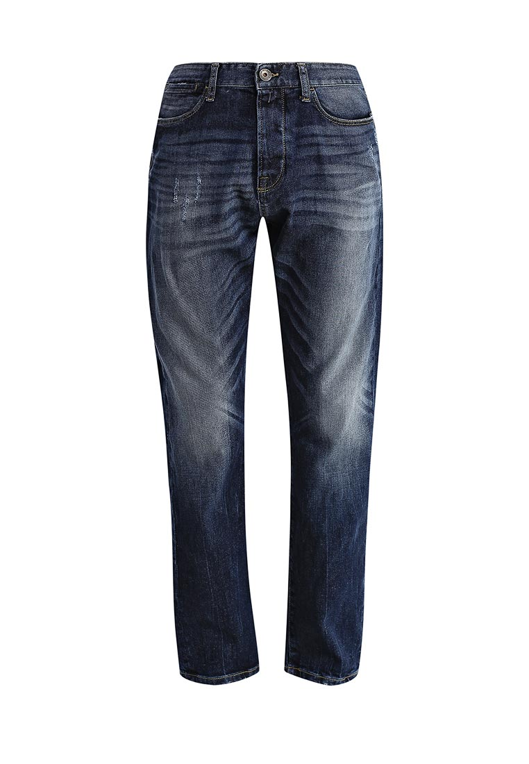 Зауженные джинсы United Colors of Benetton (Юнайтед Колорс оф Бенеттон) 4BOU578F8