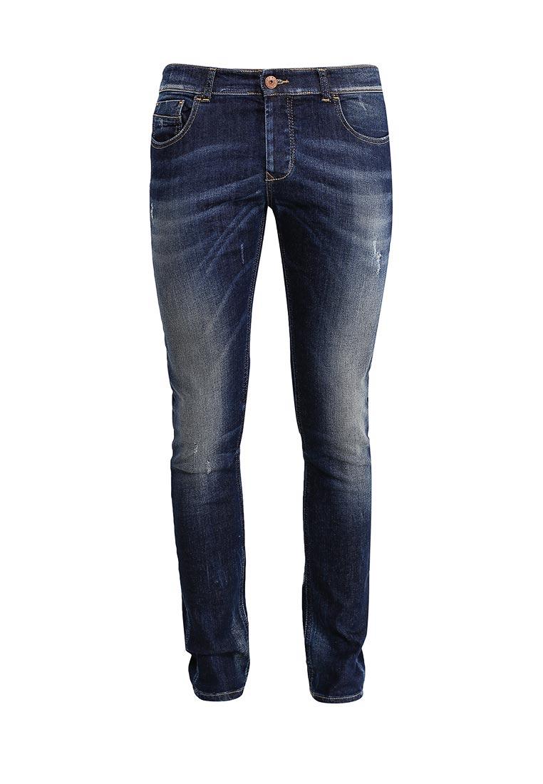 Зауженные джинсы United Colors of Benetton (Юнайтед Колорс оф Бенеттон) 4Y7V578C8
