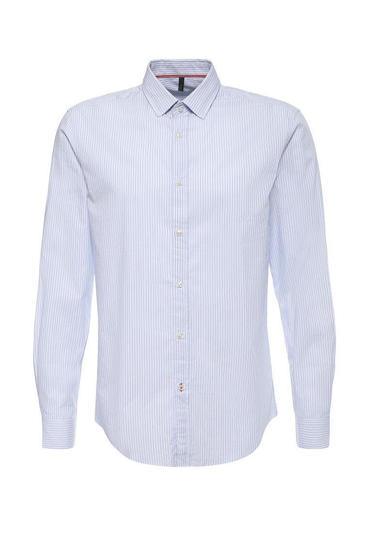 Рубашка с длинным рукавом United Colors of Benetton (Юнайтед Колорс оф Бенеттон) 5APA5QBZ8