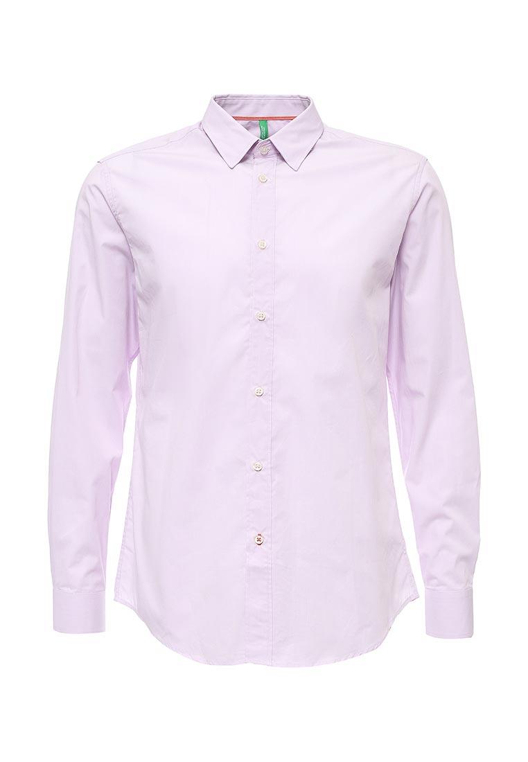 Рубашка с длинным рукавом United Colors of Benetton (Юнайтед Колорс оф Бенеттон) 5APT5QCA8
