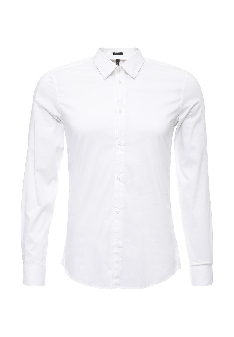 Рубашка с длинным рукавом United Colors of Benetton (Юнайтед Колорс оф Бенеттон) 5AWR5Q3A8