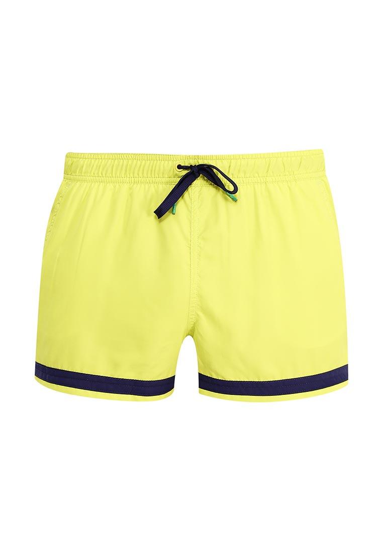 Мужские шорты для плавания United Colors of Benetton (Юнайтед Колорс оф Бенеттон) 5CTG6X087