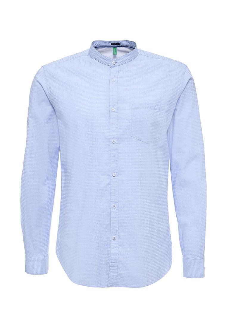 Рубашка с длинным рукавом United Colors of Benetton (Юнайтед Колорс оф Бенеттон) 5CB45QDB8