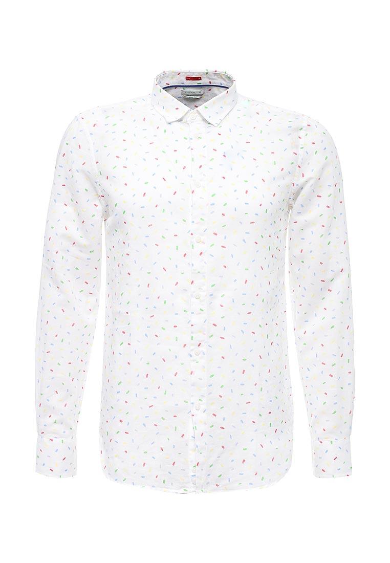 Рубашка с длинным рукавом United Colors of Benetton (Юнайтед Колорс оф Бенеттон) 5CKQ5QD98