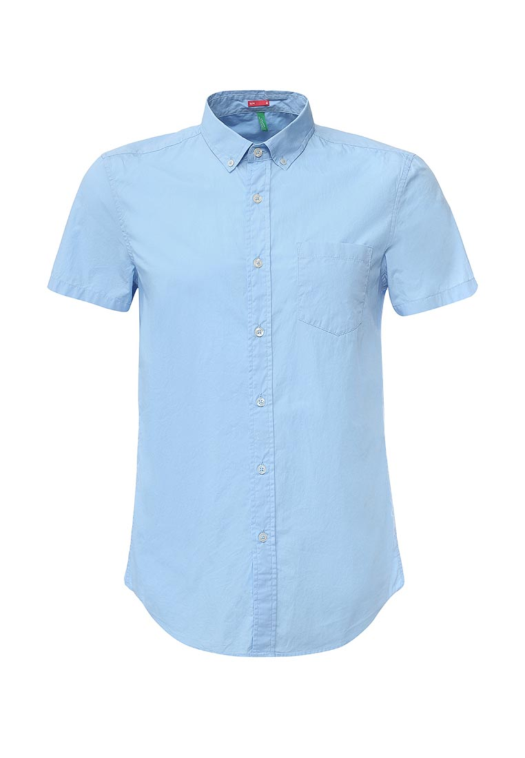 Рубашка с коротким рукавом United Colors of Benetton (Юнайтед Колорс оф Бенеттон) 5CKS5QD68