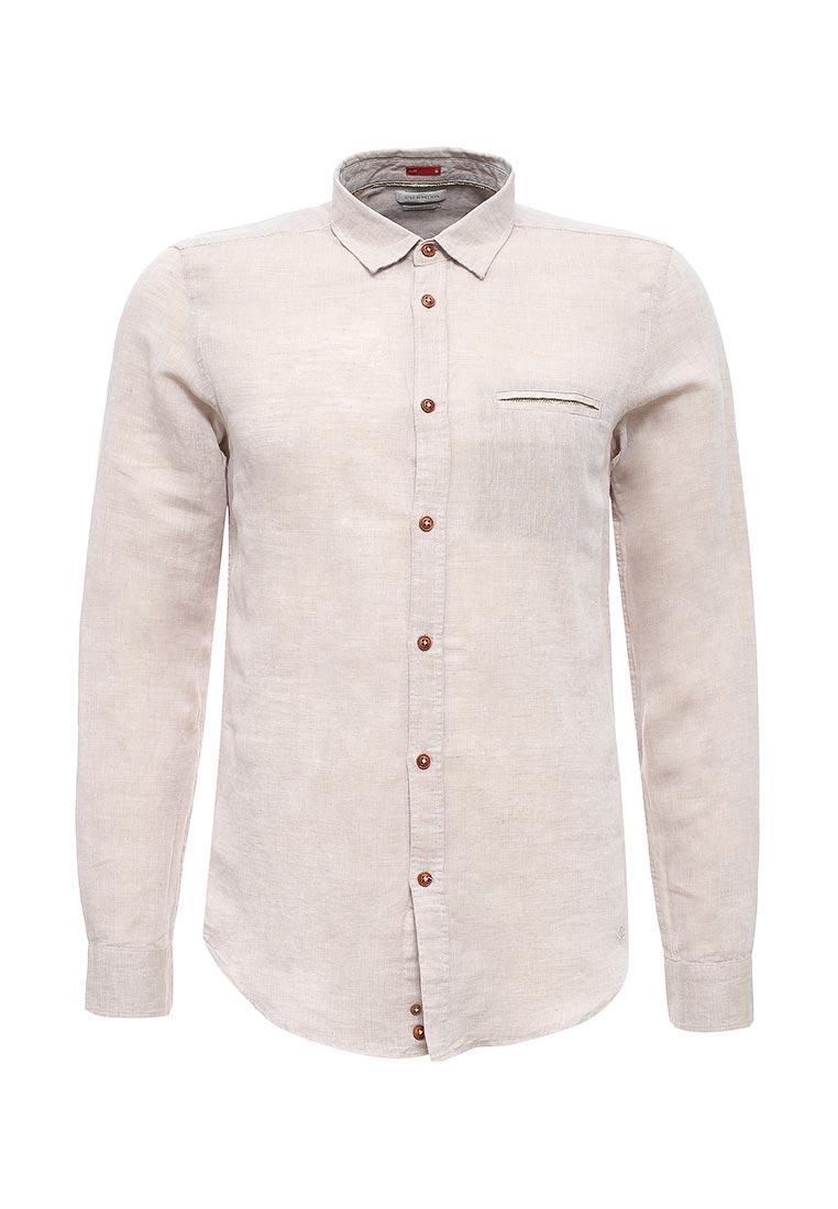 Рубашка с длинным рукавом United Colors of Benetton (Юнайтед Колорс оф Бенеттон) 5CND5QD18