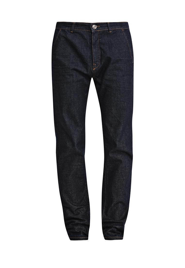 Мужские прямые джинсы United Colors of Benetton (Юнайтед Колорс оф Бенеттон) 4BA1578Q8