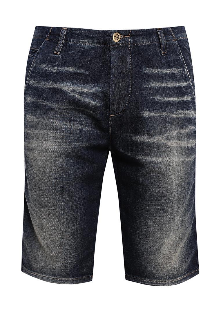 Мужские джинсовые шорты United Colors of Benetton (Юнайтед Колорс оф Бенеттон) 4Z84593Q8