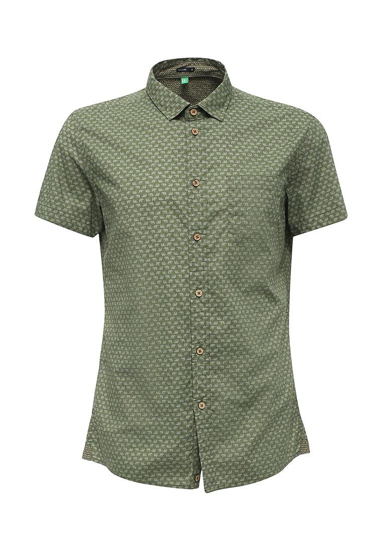 Рубашка с коротким рукавом United Colors of Benetton (Юнайтед Колорс оф Бенеттон) 5CKU5QD28